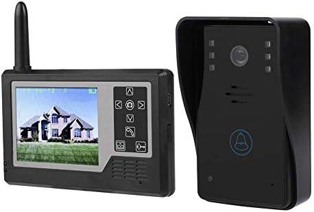 ドアベル、3.5インチTFT全デジタルワイヤレスビデオドアベルインターホンシステム(1)