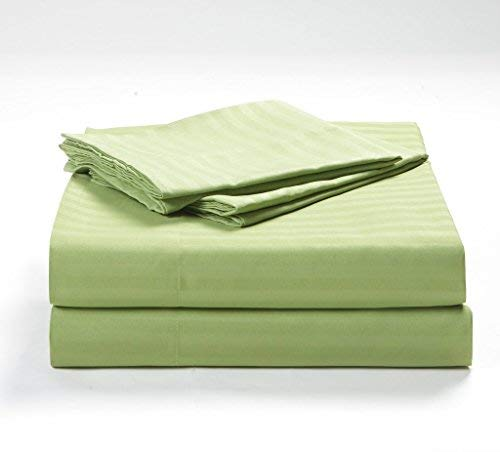 - Exotic linen Twin Size 3 PCs Fitted Sheets (1 Fitted Sheets & 2 Pillow case) - Luxury Bed Sheets Extra Soft 15