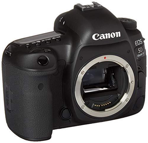 (Canon EOS 5D Mark IV Full Frame Digital SLR Camera Body (Renewed))
