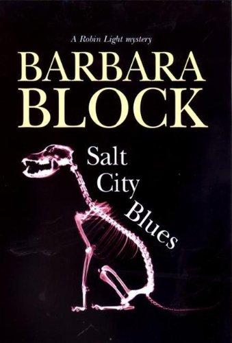 Salt City Blues (Severn House Large Print)