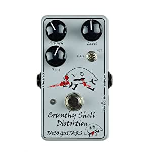 Crunchy Shell Distortion - Distortion Effect Pedal