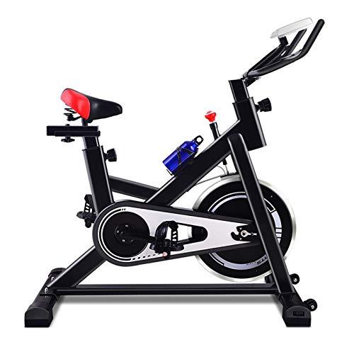 The Home Store Stationaire Indoor Fitness Bike Fietsen Traploos Variabele Snelheidsaanpassing Ideale Cardio Trainer…