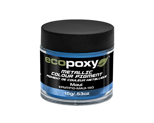 ECOPOXY Metallic Colors (45g) (Maui)