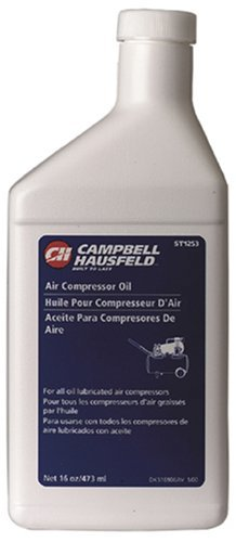Campbell Hausfeld ST1253 Air Compressor Oil by Campbell Hausfeld
