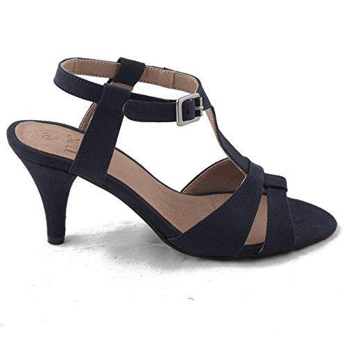 Chaussures nae Bona Bleu Femme Végétalien 41cy1SnZqI