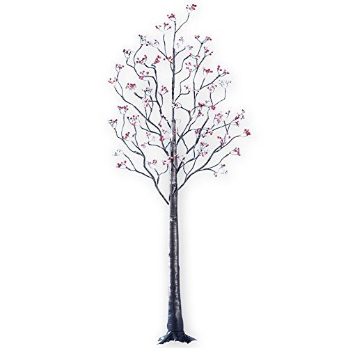 Solar Outdoor Lighted Branches in US - 9