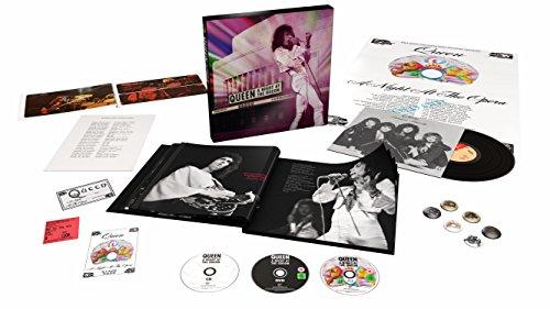 A Night At the Odeon [CD/DVD/Blu-ray/12