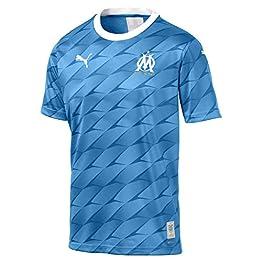 PUMA Olympique de Marseille Extérieur Saison 2019/2020 pour Homme Maillot