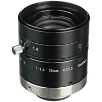 TAMRON USA 23FM16SP / 2/3 16mm f/1.4 C-Mount Lens with Lock for Megapixel Cameras