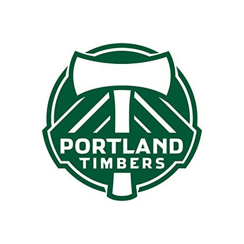 Portland Business Journal (MLS Portland Timbers (GREEN) (set of 2) - silhouette stencil artwork by ANGDEST - Waterproof Vinyl Decal Stickers for Laptop Phone Helmet Car Window Bumper Mug Cup Door Wall Home Decoration)