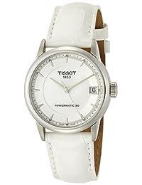 Tissot T-Classic Luxury Automatic Ladies Watch T0862071611100