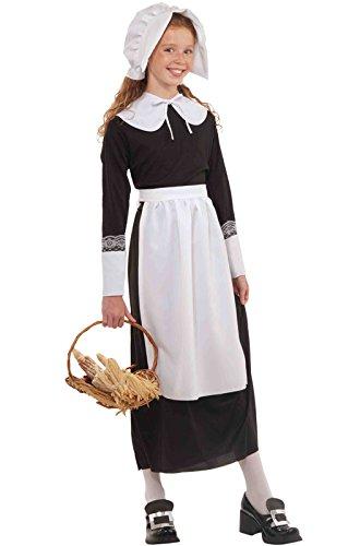 Kids Pilgrim Costume