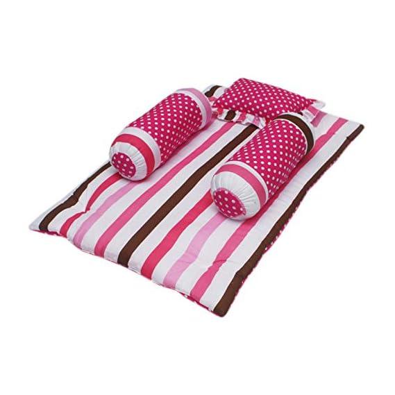KooKyKooby Bedding Set 100% Cotton Pink