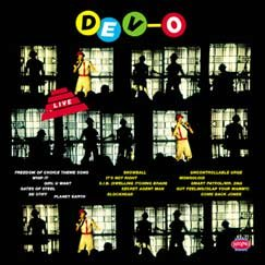 DEVO LIVE limited edition CD from Rhino Handmade! 16 BONUS TRACKS!!