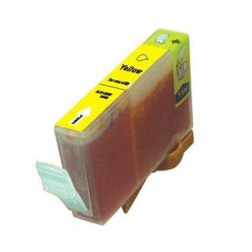(Laser Tek Services® Yellow Compatible Ink Cartridge Canon)