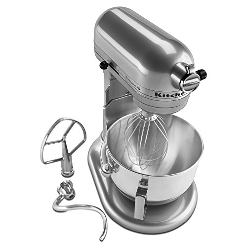Wmu Kitchenaid Silver 5 Quart Stand Mixer (Pack Of 1) by KitchenAid