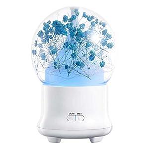 GONGFF Flower Fumigating Humidifier Home Air Ultrasonic Atomization Creative Mini Desktop Purifier,#4