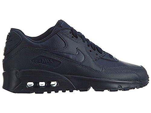 Nike Air Max 90 2007 (PS) Unisex-Kinder Sneakers Blau