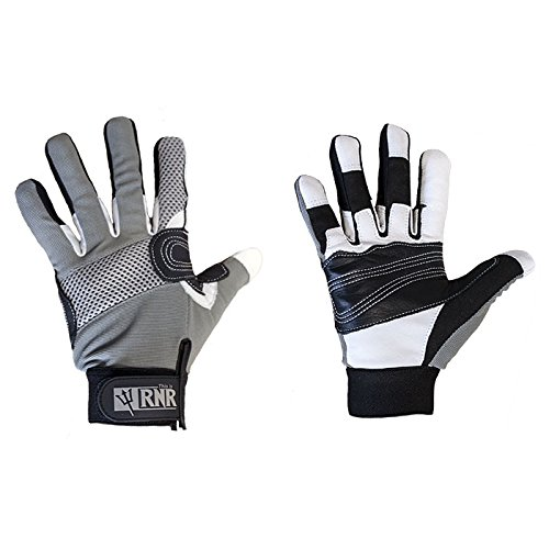 RNR Rope Master Gloves - Version II - Large/Gray