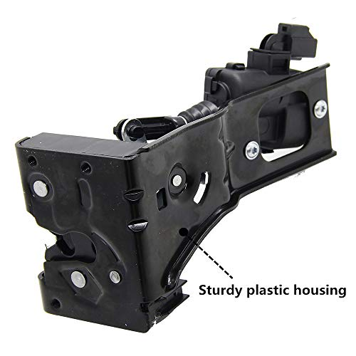 Rear Door Lock Actuator Latch for 09-12 Ford Escape Mercury Mariner 9L8Z7843150B