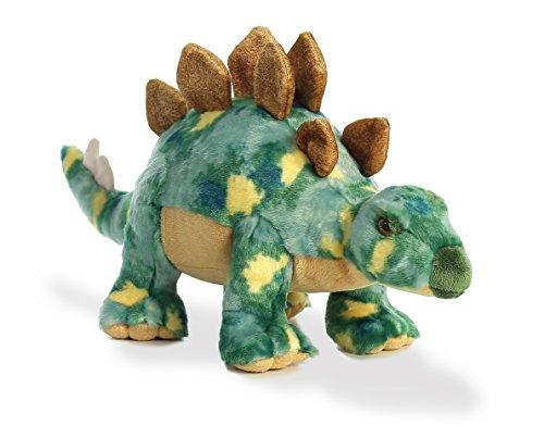 Aurora World Plush Stegosaurus Dinosaur