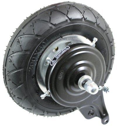 Rear Drive Chain - Razor E200 Chain Drive Rear Wheel Assembly