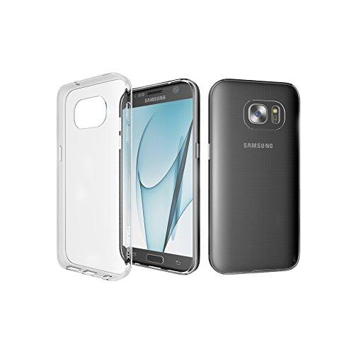 TPU Neo Hybrid Case for Samsung Galaxy S7 Edge (Grey) - 6