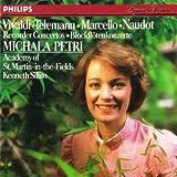 Vivaldi, Telemann, Marcello, Naudot: Recorder Concertos