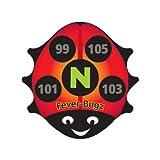Image of Physio Logic Fever-Bugz Stick-On Fever Indicator 8 count