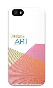 iPhone 5 5S Case Design is Art 3D Custom iPhone 5 5S Case Cover
