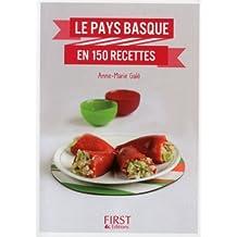 Petit livre de - Le Pays Basque en 150 recettes (LE PETIT LIVRE)