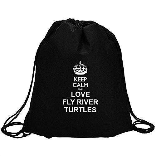 idakoos-keep-calm-and-love-flea-animals-sport-bag