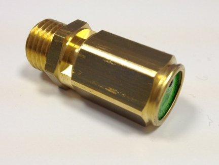 Aire Comprimido-Válvula de seguridad para compresores Walmec Art.610513/8: Amazon.es: Bricolaje y herramientas