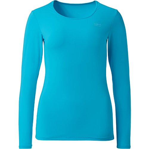 official photos 8283f 3c2f3 Long Girls Shirt amp Turquesa Running Sleeve Tennis Sports Sportkind  Ladies ABxwYB8
