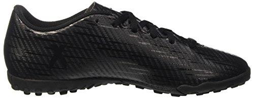 adidas X 16.4 Tf, Botas De Fútbol para Hombre Negro (Core Black /     Core Black /     Dark Grey)