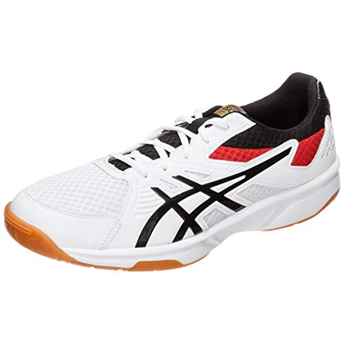 ASICS Men's Upcourt 3 White/Black Badminton Shoes-7 UK/India (41.5 EU) (8 US) (1071A019.110) (B07L25D6L6) Amazon Price History, Amazon Price Tracker