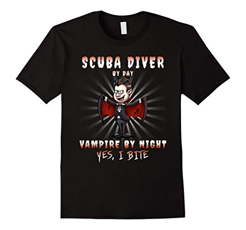 Mens Scuba Diver Halloween Party Costume 2XL Black