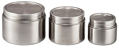 Stainless Steel Food Storage Containers product image