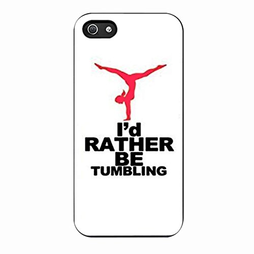 I D Rather Be Tumbling Case Cover iPhone 5/5s O3T3BI