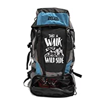 Mufubu Presents Get Unbarred 55 LTR Rucksack for Trekking H