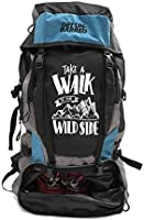 Mufubu Presents Get Unbarred 55 LTR Rucksack for Trekking