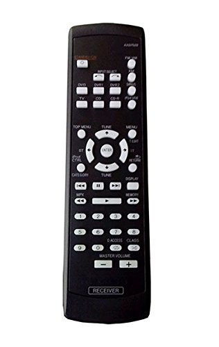 New Replacement Remote Control Fit for AXD7529 for Pioneer AV Receiver -  AllureEyes US