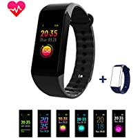 Smiler Wristband Pedometer Waterproof Smartphone Noticeable
