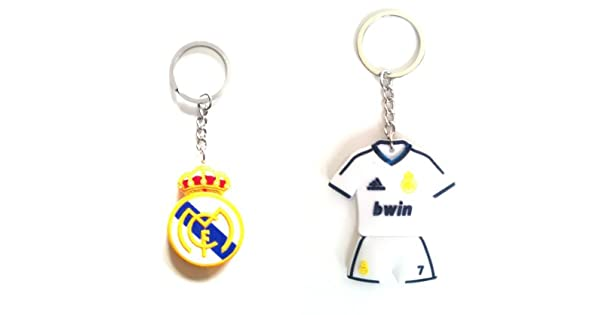 Amazon.com: Real Madrid CF & Cristiano Ronaldo #7 Home ...