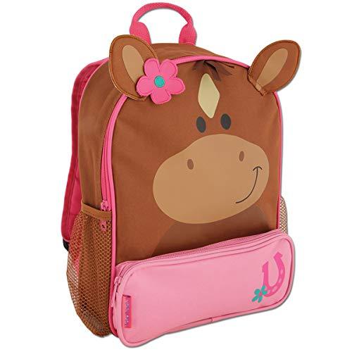 Stephen Joseph Sidekick Backpack, Girl Horse
