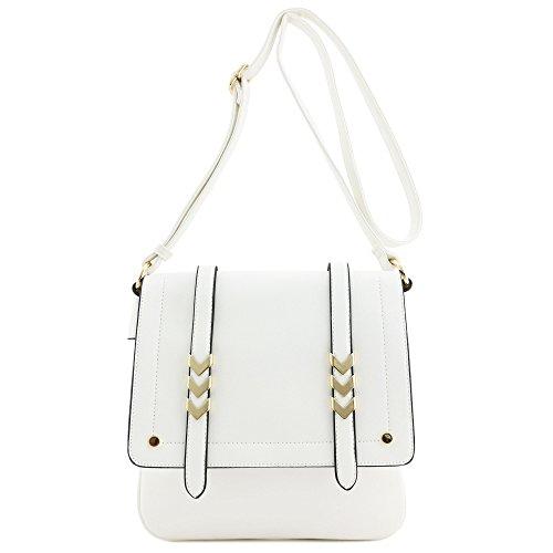 Buy white purses and handbags for women crossbody