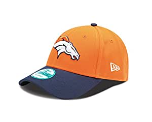 New Era The League Denver Broncos Team - Gorra para hombre, multicolor, talla OSFA