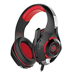 gaming headset, easiest for taking part in games, listening music, and so forth.