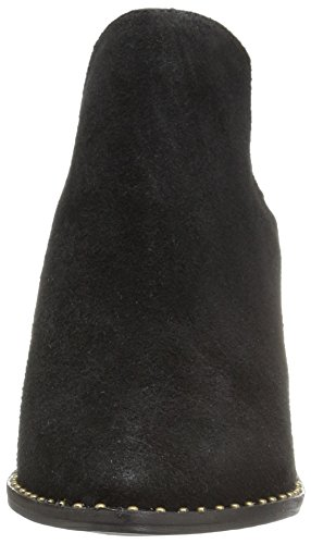 Chinese Laundry Women's Springfield Mule Black Suede with credit card lkJVsYm