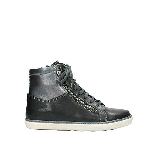 Wolky Schnürschuhe 9453Ontario 300 Black Leather 7LeRPC